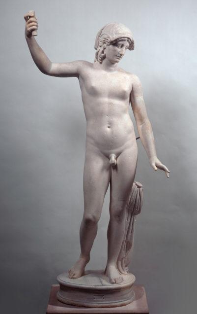 Hermaphrodit. Um 120 – 140 n.Chr. © Staatliche Museen zu Berlin, Antikensammlung / Johannes Laurentius