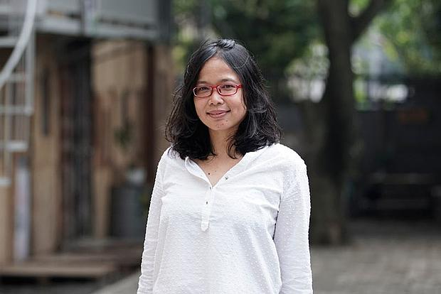 Julia Sarisetiati, Foto: Gudskul/Jin Panji, 2019